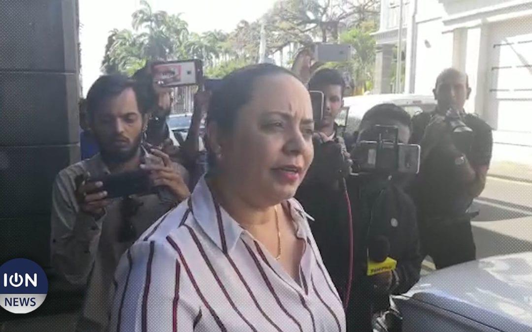 [Vidéo] Dorine Chukowry candidate du MSM à Grande-Rivière-Nord-Ouest/Port-Louis Ouest