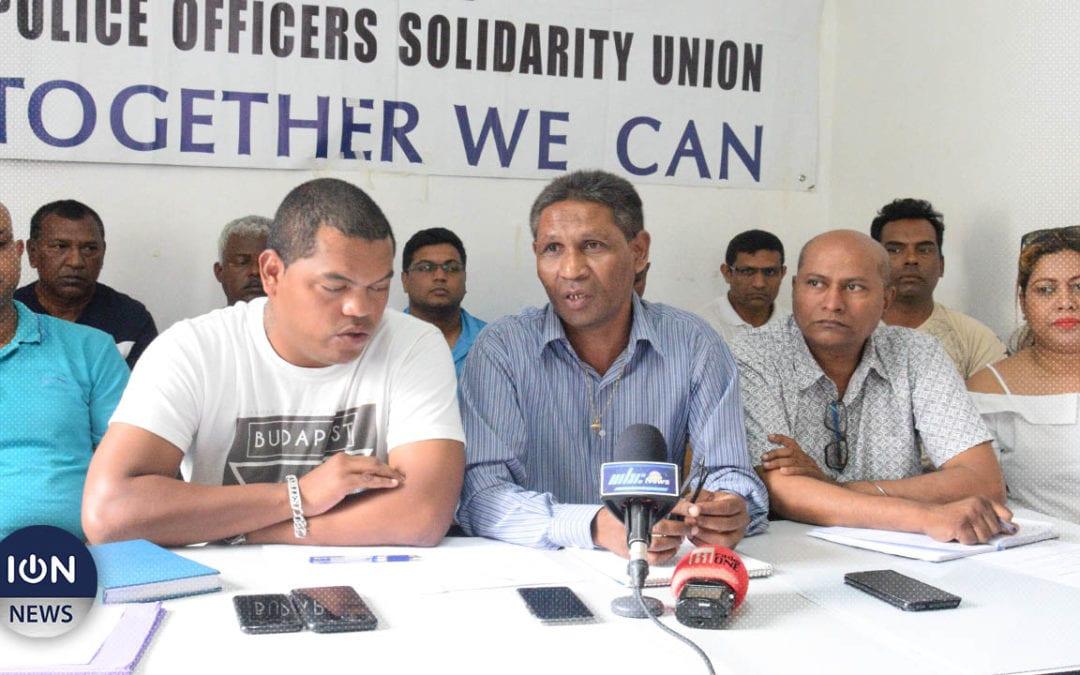 [Vidéo] Police : La POSU «accueille avec joie» les propositions de l'Alliance Morisien