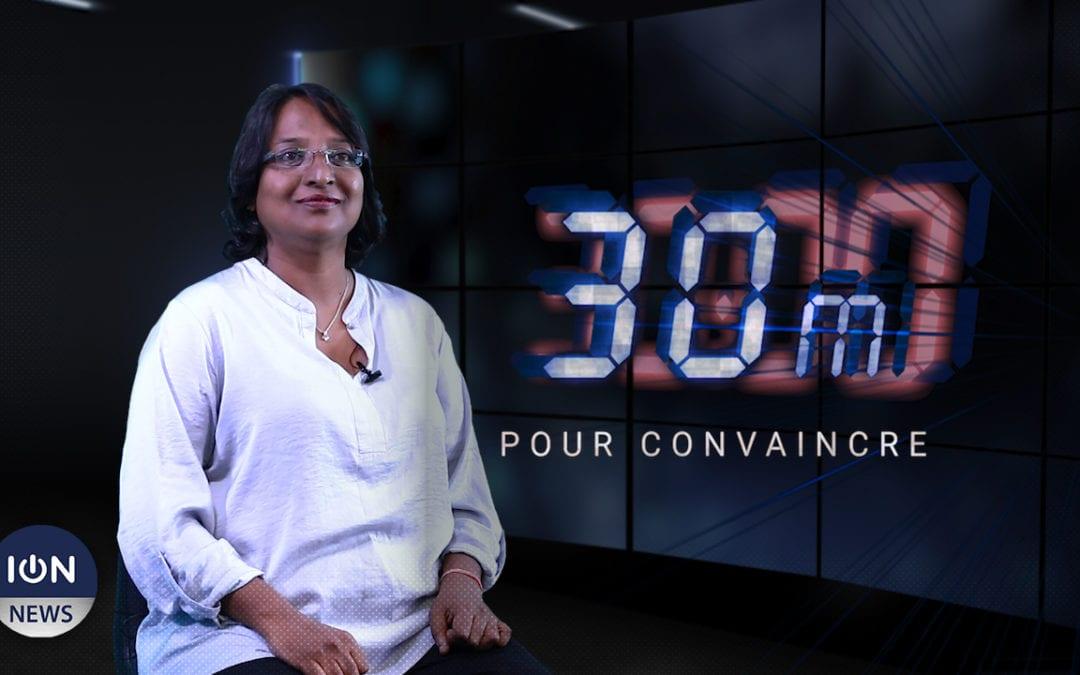 [Vidéo] 30 min pour convaincre : Naveena Ramyad parle de son engagement auprès du MSM