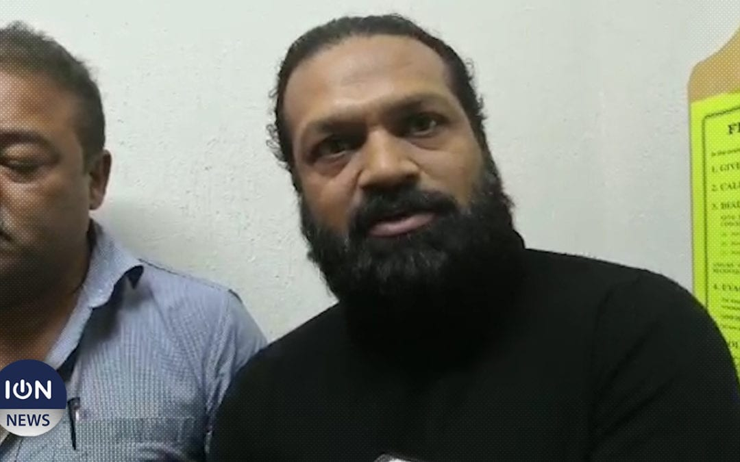 [Vidéo] La Voice of Hindu veut s'enregistrer comme parti politique «au cas où»