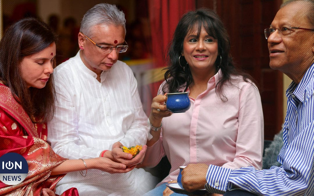 [Audio] Roukaya Kasenally : Exposer la vie familiale des leaders fait partie du jeu politique