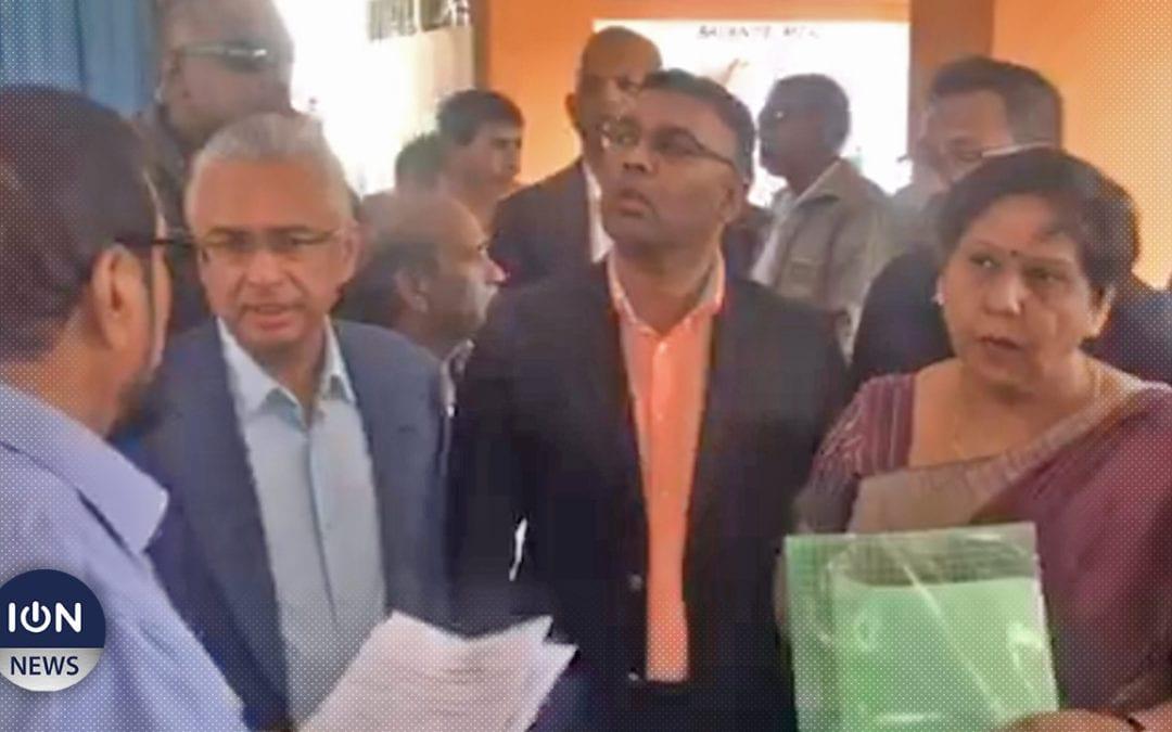 [Live] Jugnauth : L'électorat sanctionnera Ramgoolam, son passé et ses frasques