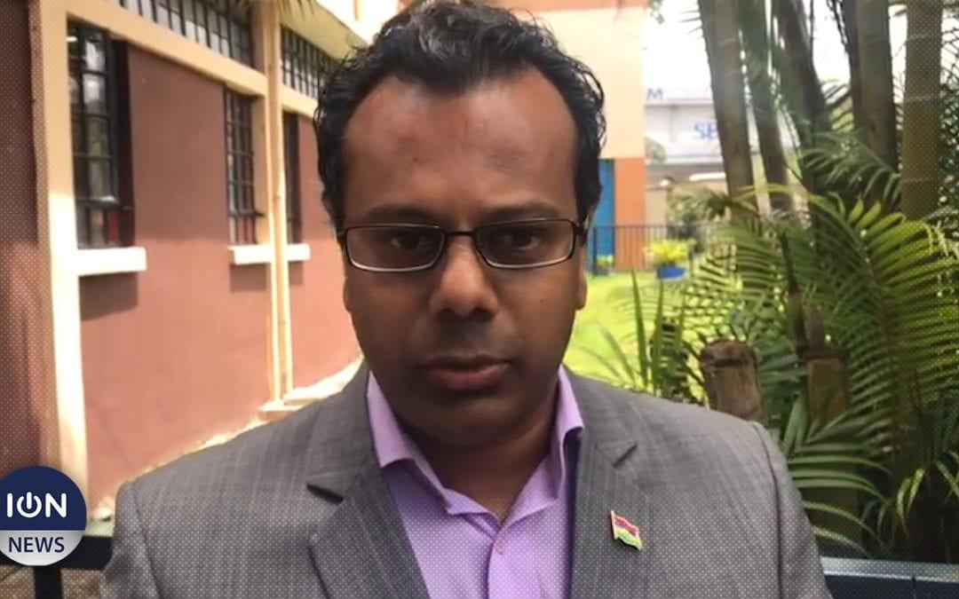 [Vidéo] Vamen Poonoosamy de Lalians Lespwar appelle à «voter intelligemment»