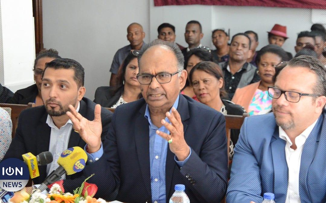 [Vidéo] Ganoo : Le MP, sous sa direction, fera le poids dans «certaines circonscriptions»