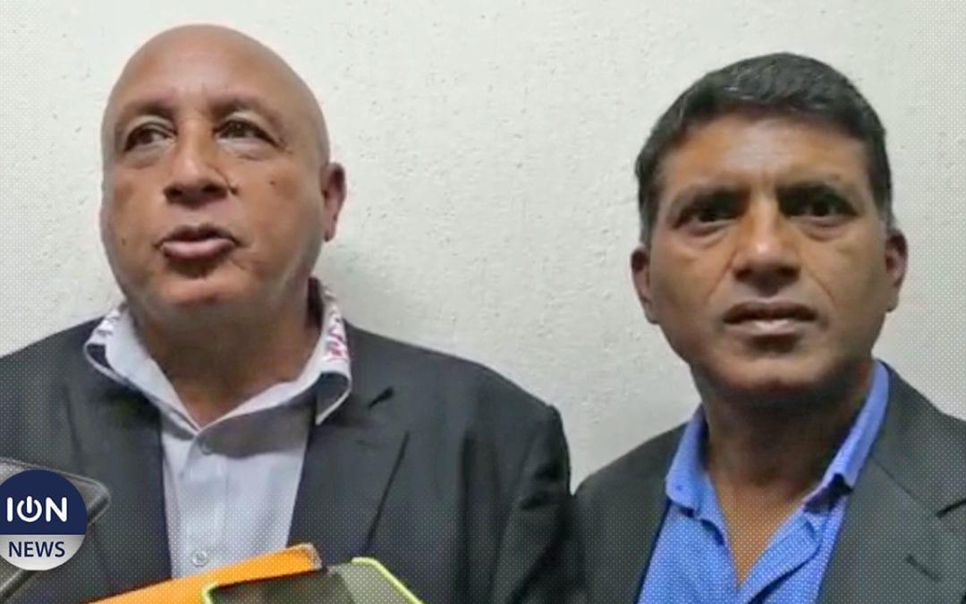 [Vidéo] Barbier et Bumma suspendus à la décision du Commissaire électoral