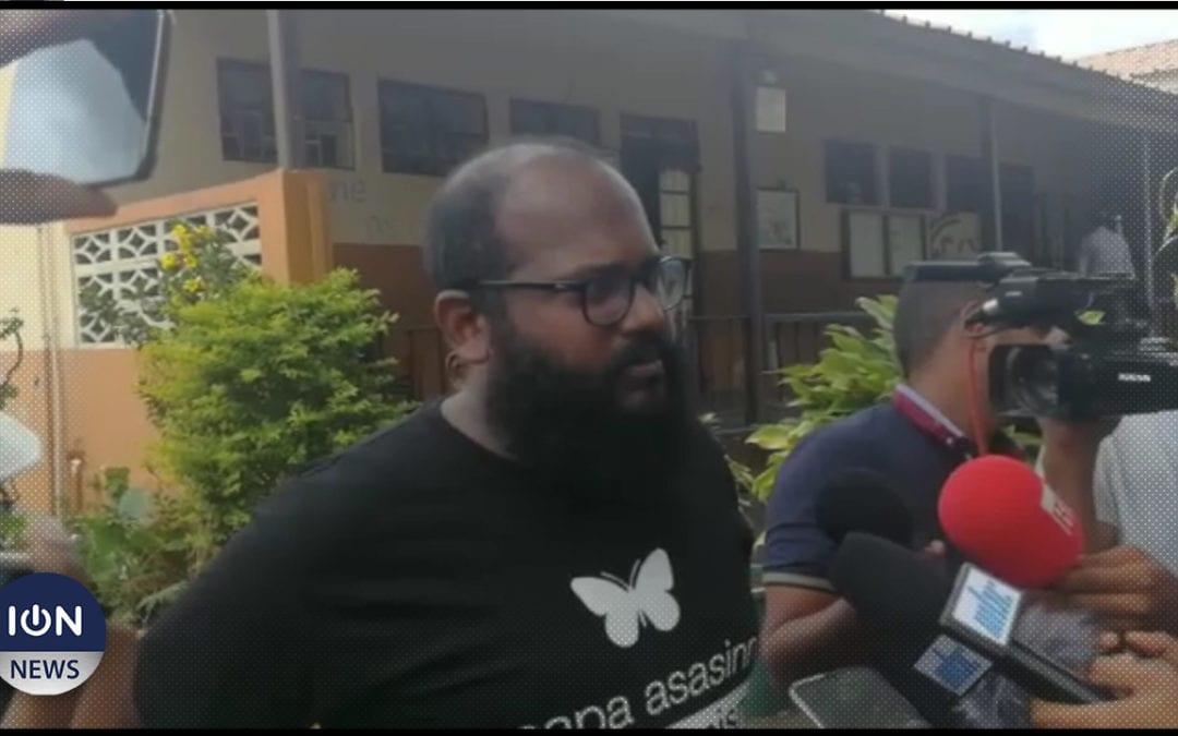 [Vidéo] Kugan Parapen : Rezistans contestera en Cour suprême les candidatures refusées