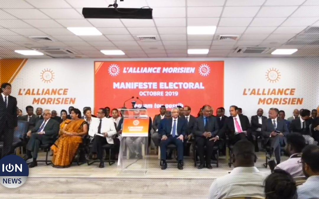 [Live] L'Alliance Morisien présente son manifeste électoral au Sun Trust
