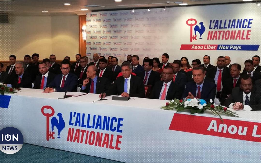 [Live] L'Alliance Nationale présente ses 60 candidats