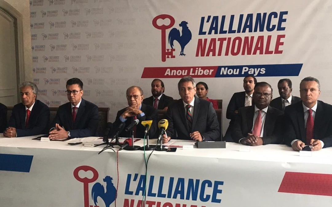[Live] L'Alliance Nationale présente son manifeste électoral