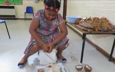 [Vidéo] Dile koko : Le savoir traditionnel chagossien se transmet à Crawley