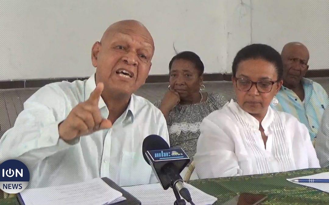 [Vidéo] Le Commissaire électoral est trop «puissant», estiment les Verts fraternels