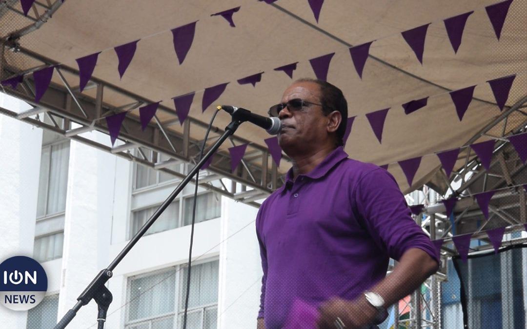 [Vidéo] «Ki ou ena pou per?» : Gunness du MMM condamne une campagne communale