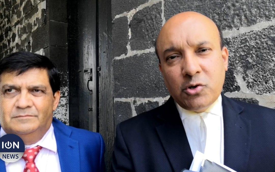 [Vidéo] Anil Kumar Ramnarain porte plainte contre SMS Pariaz suite à des messages politiques