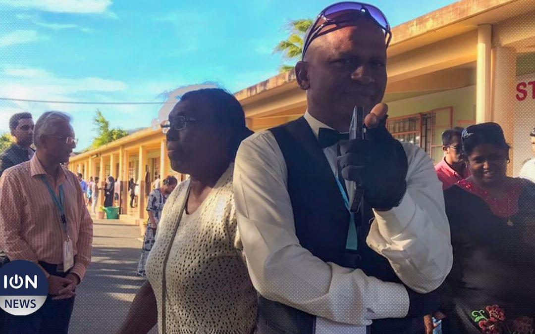 [Vidéo] «Zot pou trouv mwa dan Parlman», affirme le leader du Party Malin
