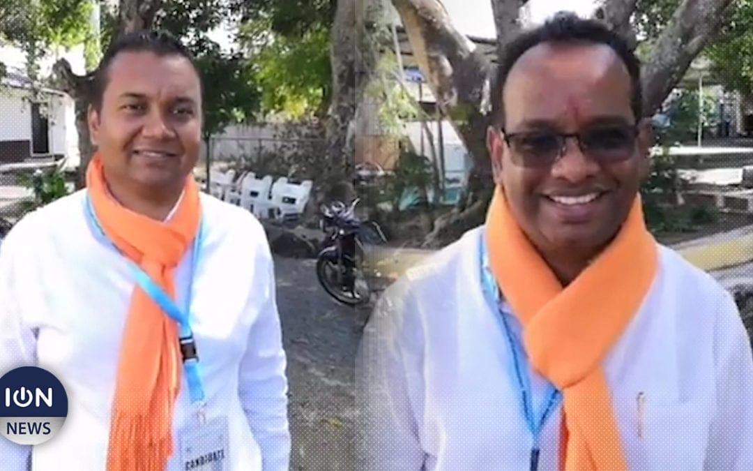 [Vidéo] Vikash Nuckcheddy : Le PTr «cherche un prétexte pour expliquer sa défaite»