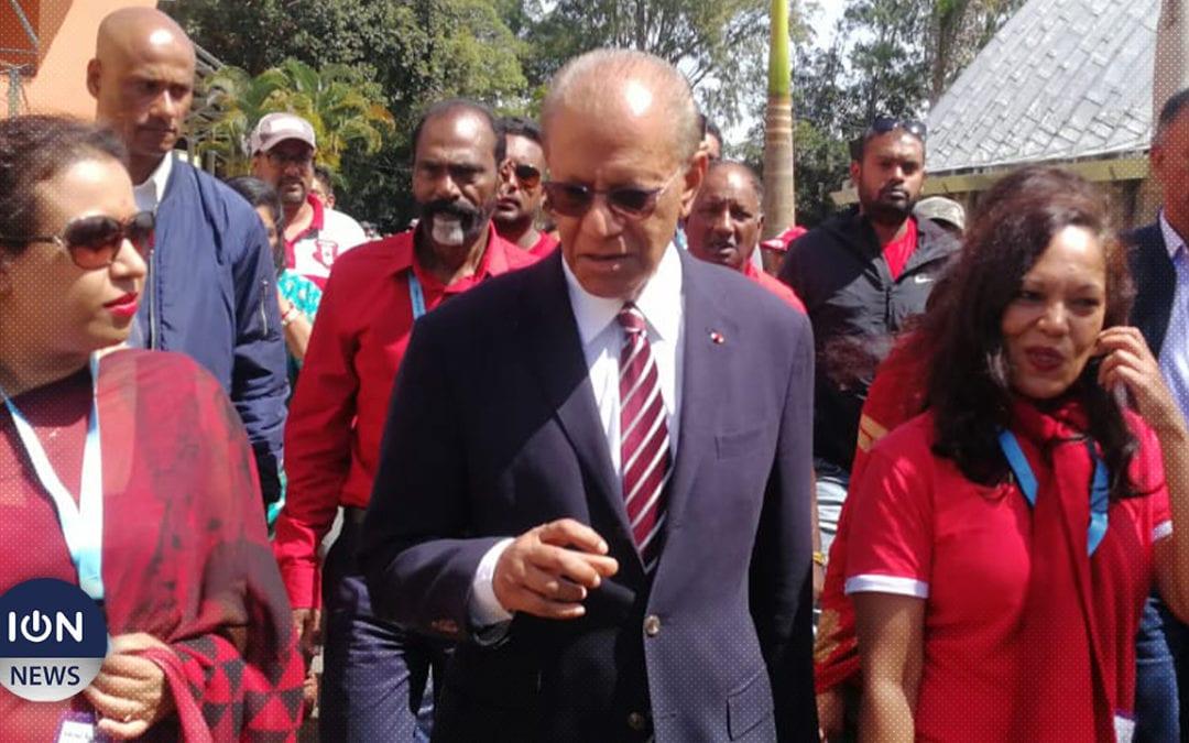 [Vidéo] Ramgoolam commente certains «incidents» survenus lors de ce scrutin