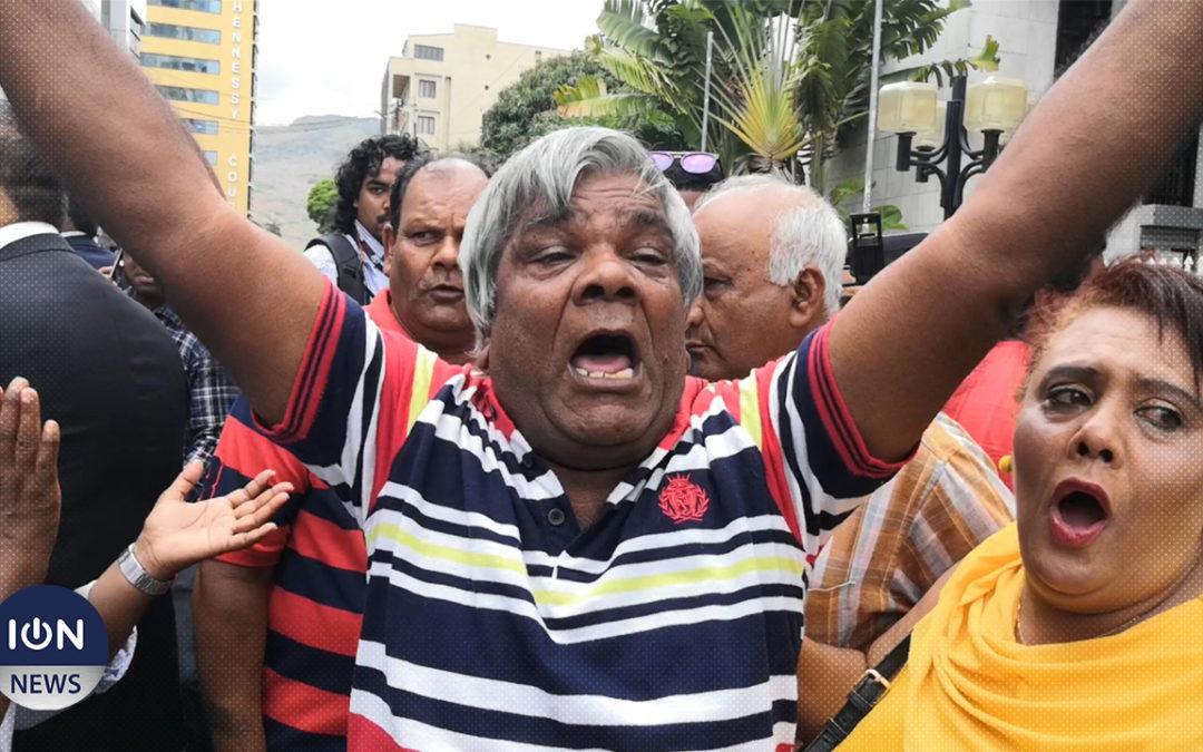 [Vidéo] Affaire des coffres-forts : L'émotion des partisans de Ramgoolam innocenté