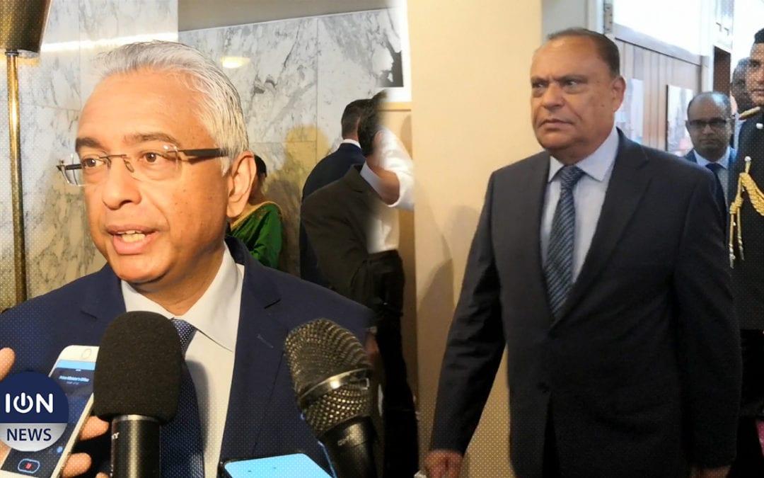 [Vidéo] Phokeer nommé Speaker : Jugnauth dit ignorer toute polémique le concernant