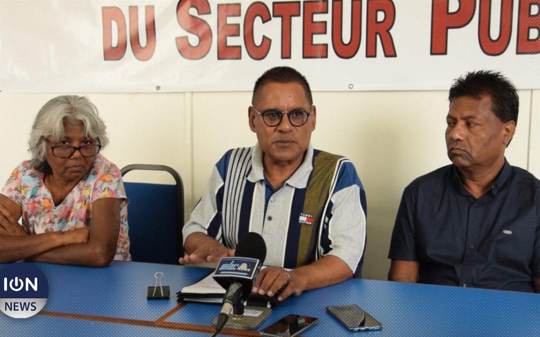 [Vidéo] Imrith demande à Padayachy de s'inspirer de la «touche politique» de Jugnauth