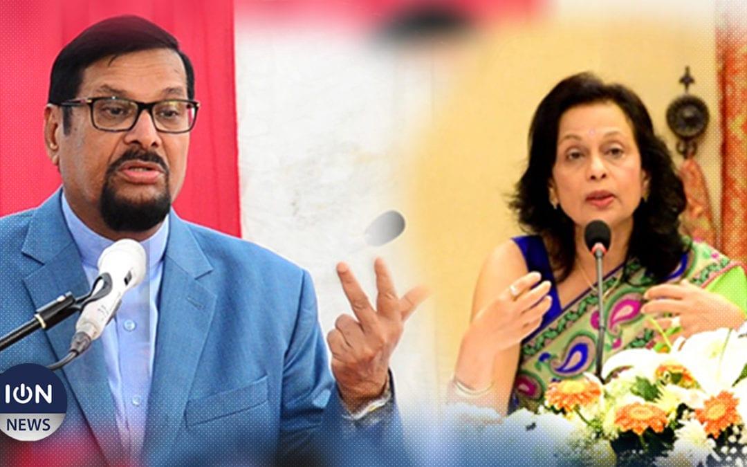 Soodhun nommé ambassadeur en Arabie saoudite, Hanoomanjee postée en Inde