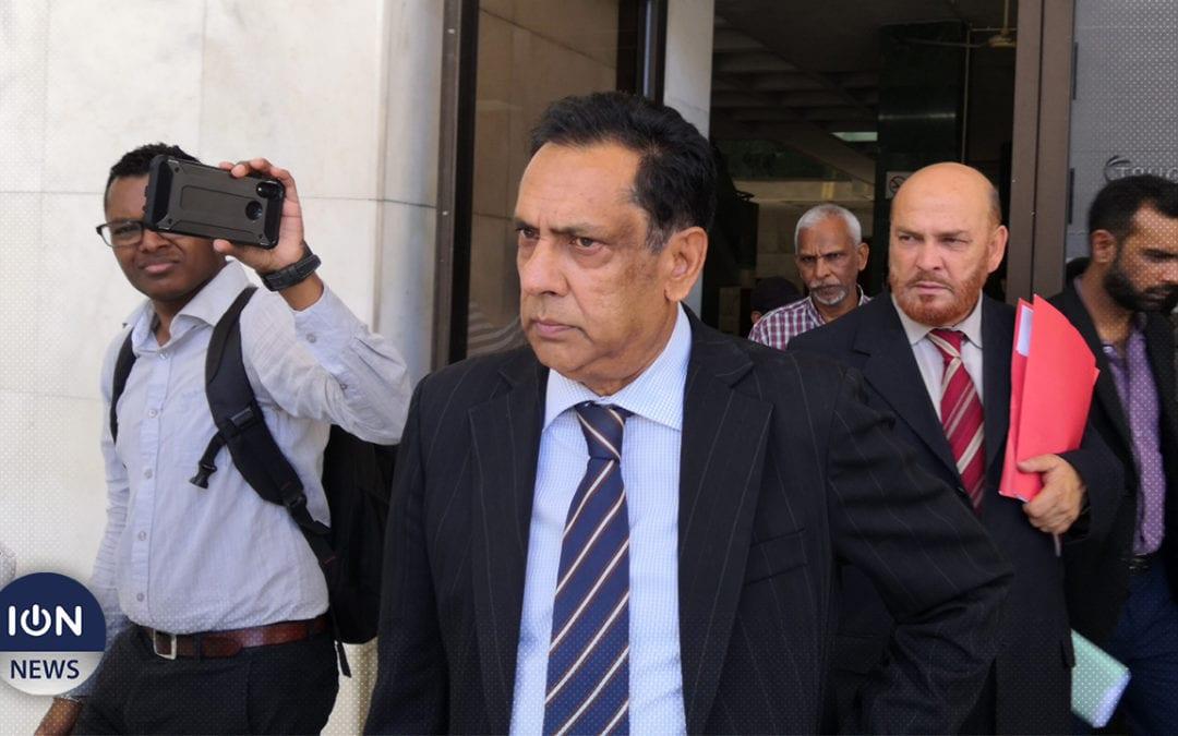 [Vidéo] Siddick Chady fera appel de sa condamnation pour corruption