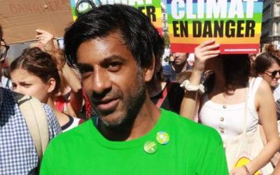 Après le foot, Vikash Dhorasoo s'engage dans les municipales de Paris