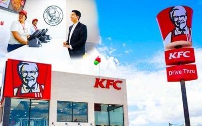 KFC s'installe pour la première fois à Madagascar