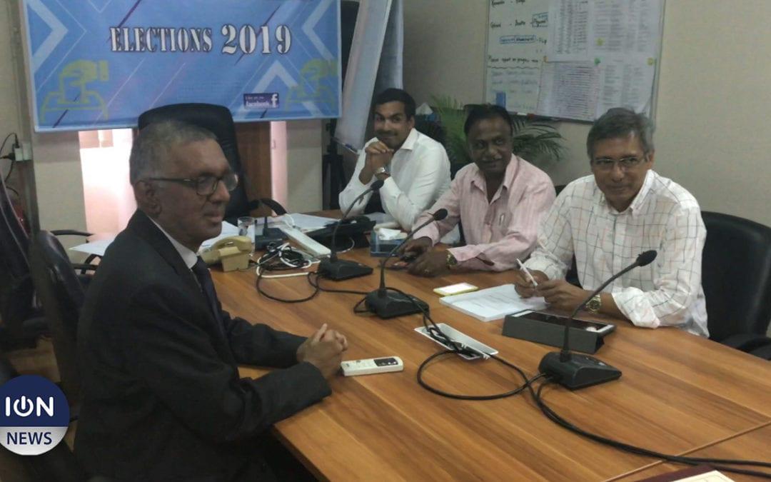 [Vidéo] Après sa réunion avec Irfan Rahman, Duval envisage une pétition électorale