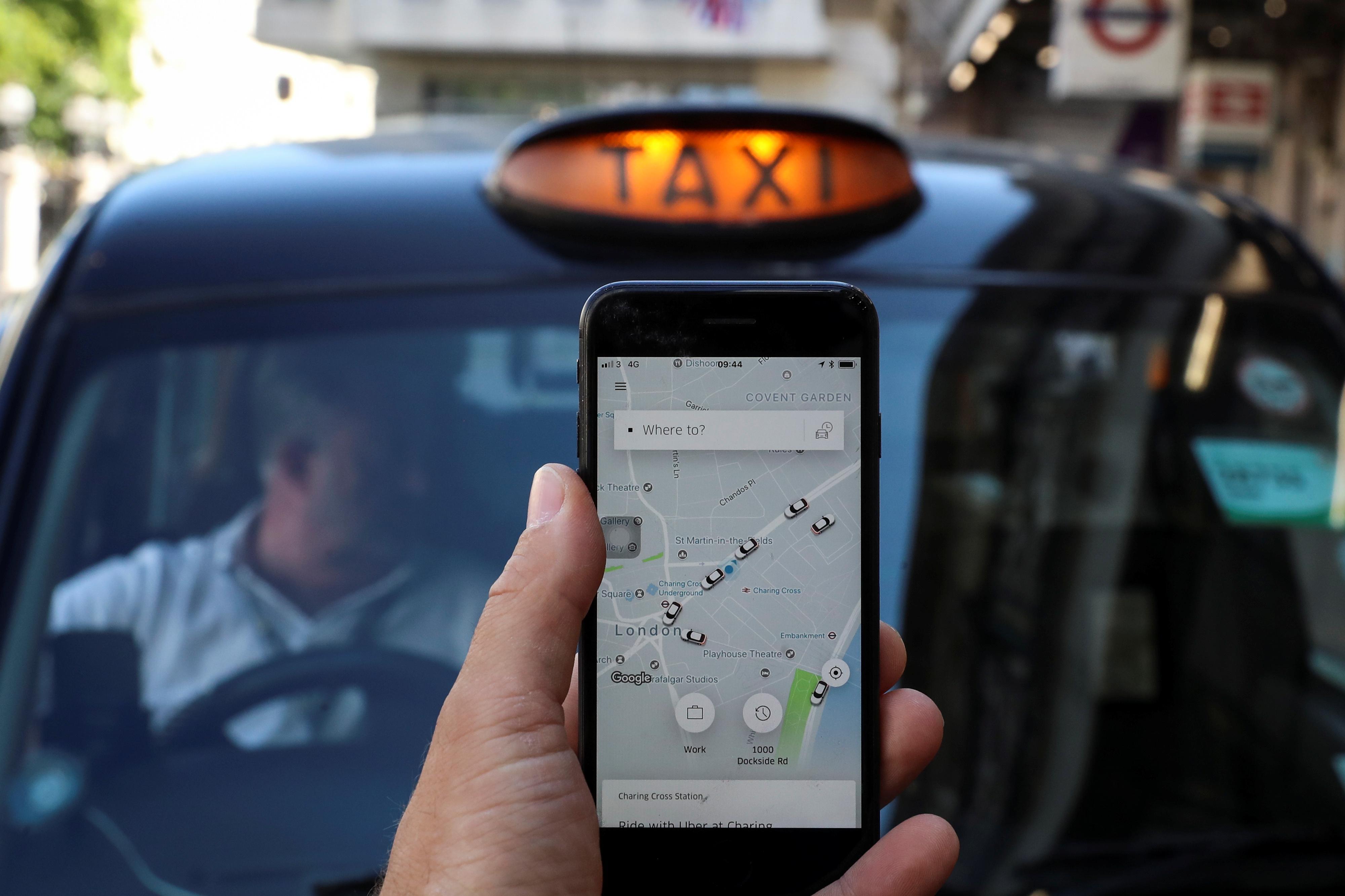 Uber perd son droit d'opérer à Londres pour des questions de sécurité