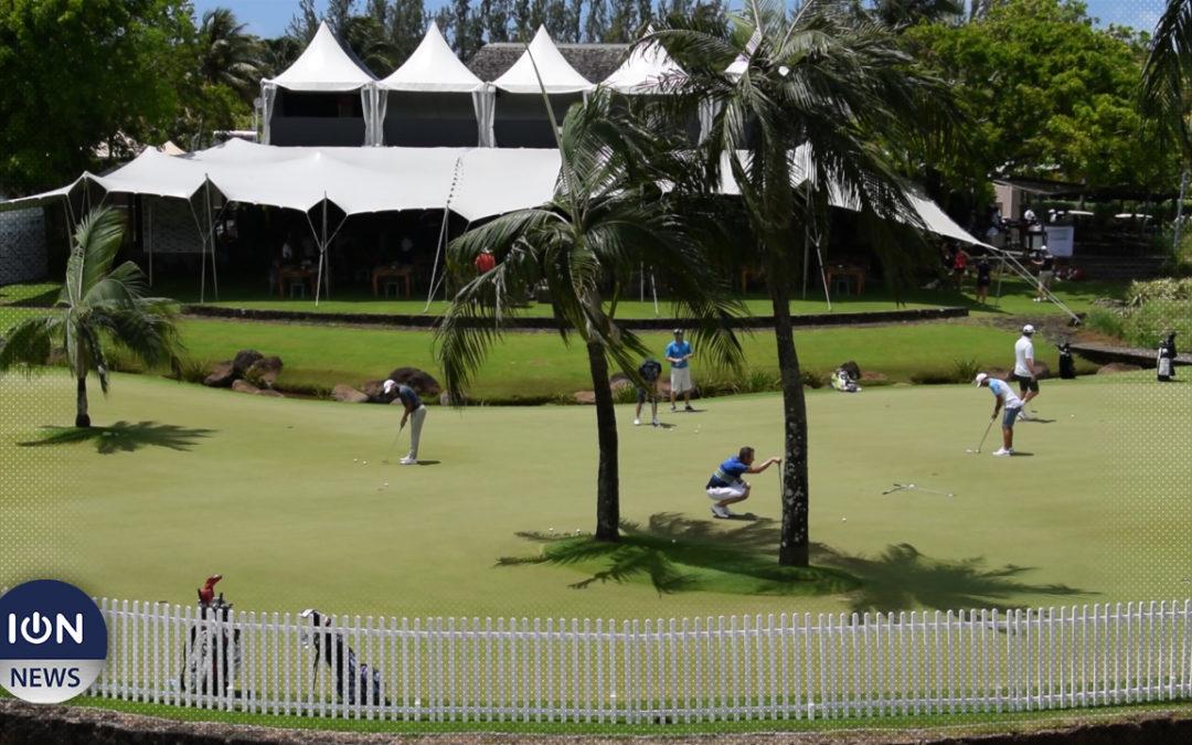 [Vidéo] L'AfrAsia Bank Mauritius Open débute ce jeudi 5 décembre au Heritage Golf Club