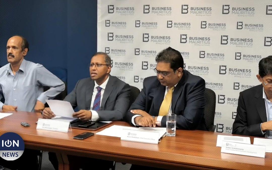 [Vidéo] Business Mauritius souhaite que l'économie soit au centre des préoccupations en 2020