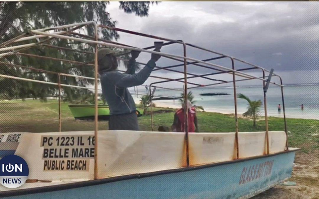 [Vidéo] Post-Calvinia: Raj Dahoo en profite pour rénover son bateau