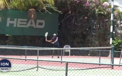 [Vidéo] La MTA accueille les joueurs de tennis souhaitant s'entrainer à Maurice