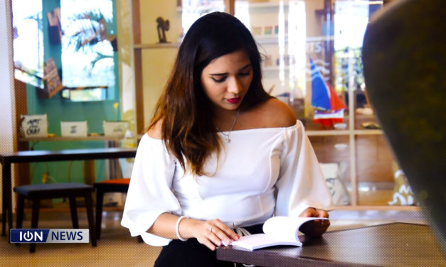[Vidéo] Benazir Mungloo fait de la poésie son arme
