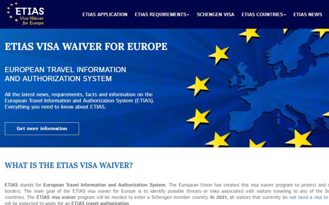 Les Mauriciens se rendant en Europe devront obtenir un visa à partir de 2021