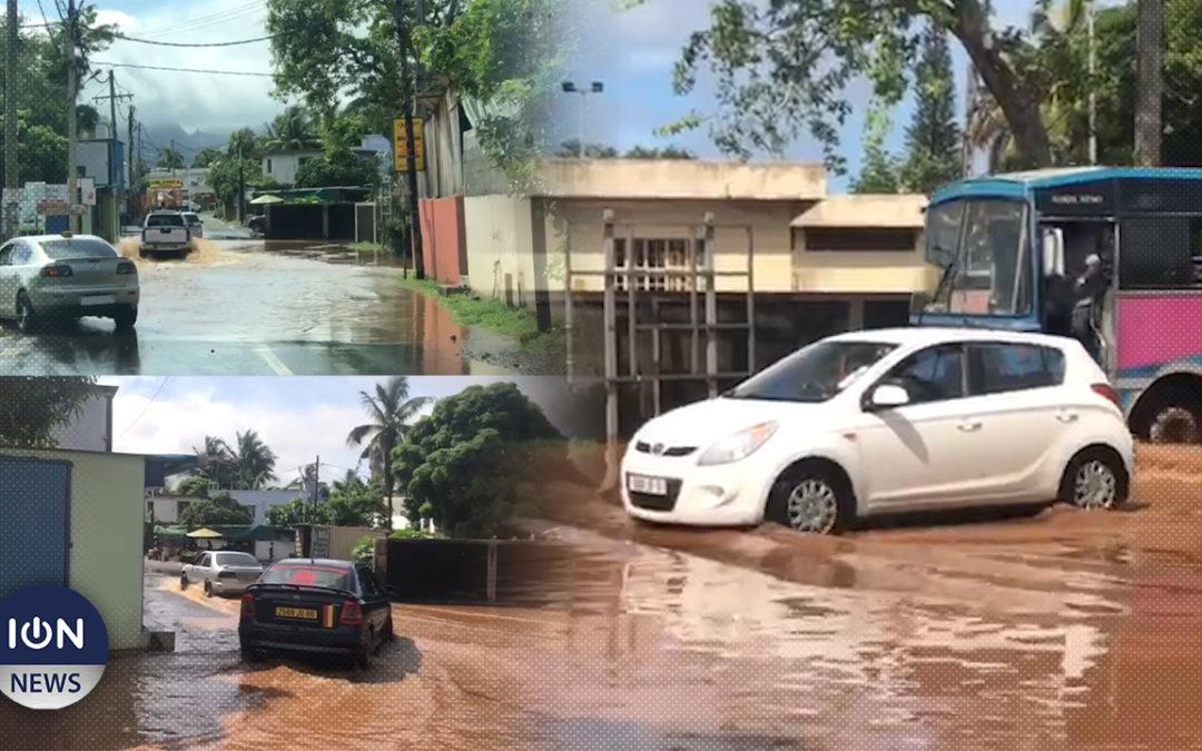 [Vidéo] La construction de drains additionnels réclamés par les habitants de Baie-du-Tombeau