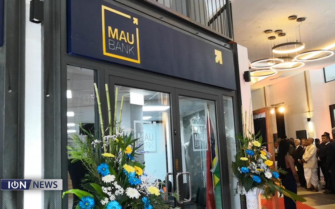 [Vidéo] La MauBank fait désormais des profits sur une base mensuelle, avoue le CEO