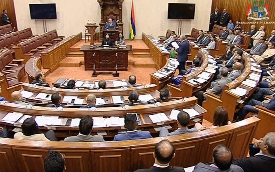 [Live] Le président Roopun prononce le discours programme du gouvernement de Pravind Jugnauth