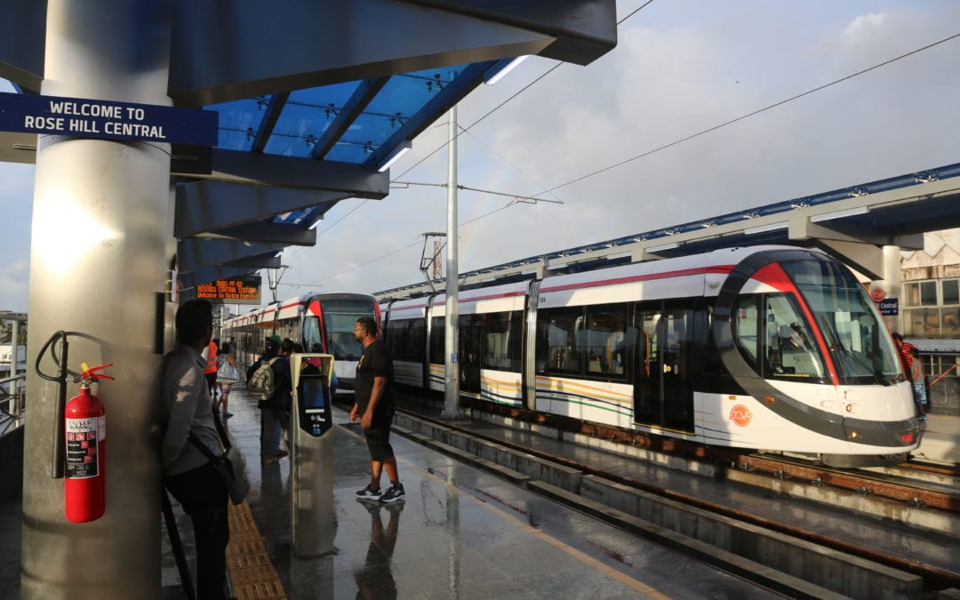 Metro Express : Déviations routières à Quatre-Bornes