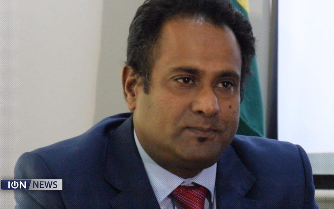 Air Mauritius: Somas Appavou en partance