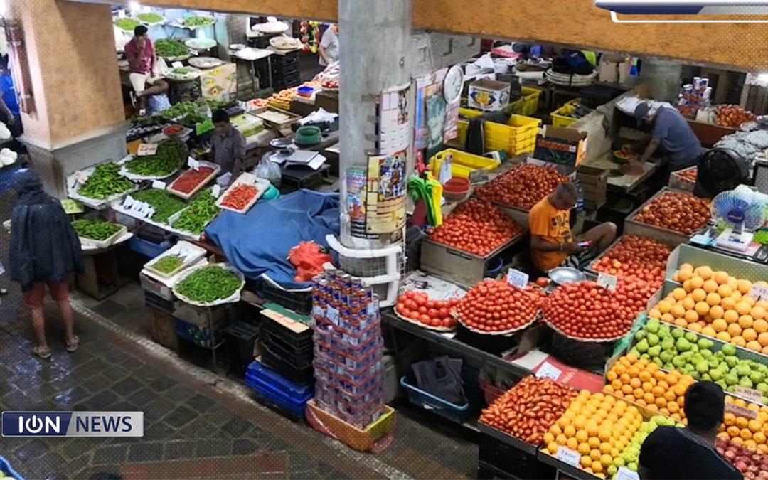 Kreepaloo Sunghoon : « Les légumes seront chers jusqu'à fin avril »
