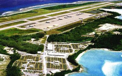 Les Etats-Unis déploient six B-52 sur la base militaire de Diego Garcia