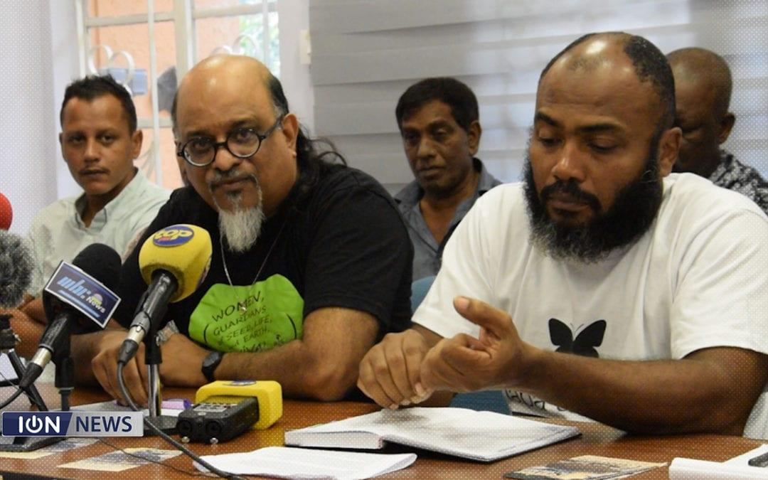 [Vidéo] Rezistans souhaite que le Kreol soit inscrit dans la Constitution
