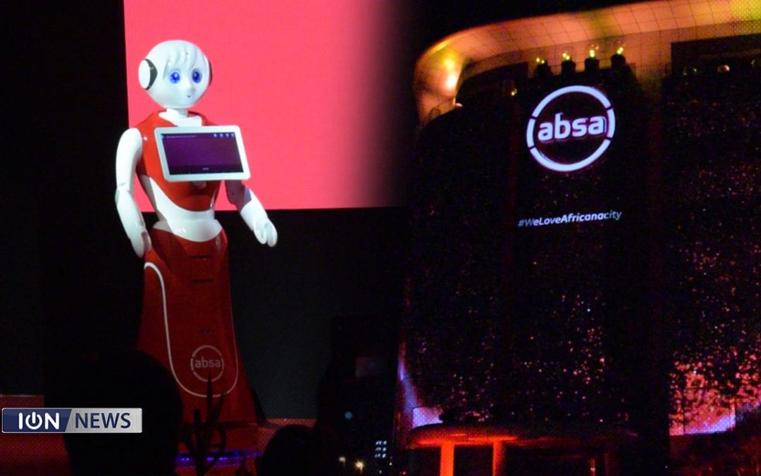 [Vidéo] Absa Bank inaugure sa nouvelle ère avec Abby le robot