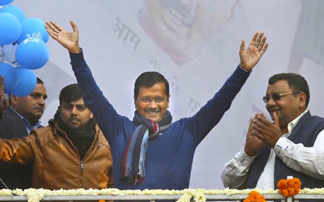 Inde : Le parti de Narendra Modi subit une lourde défaite aux élections de New Delhi