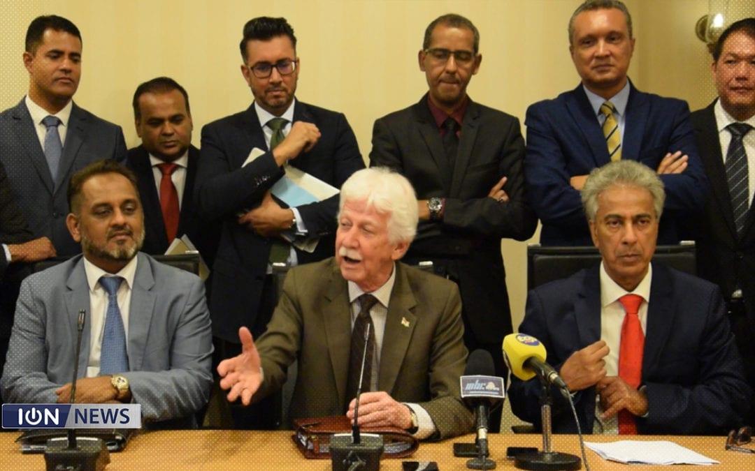 Commission économie et budget de l'Opposition : Une première rencontre pour passer en revue la situation financière du pays