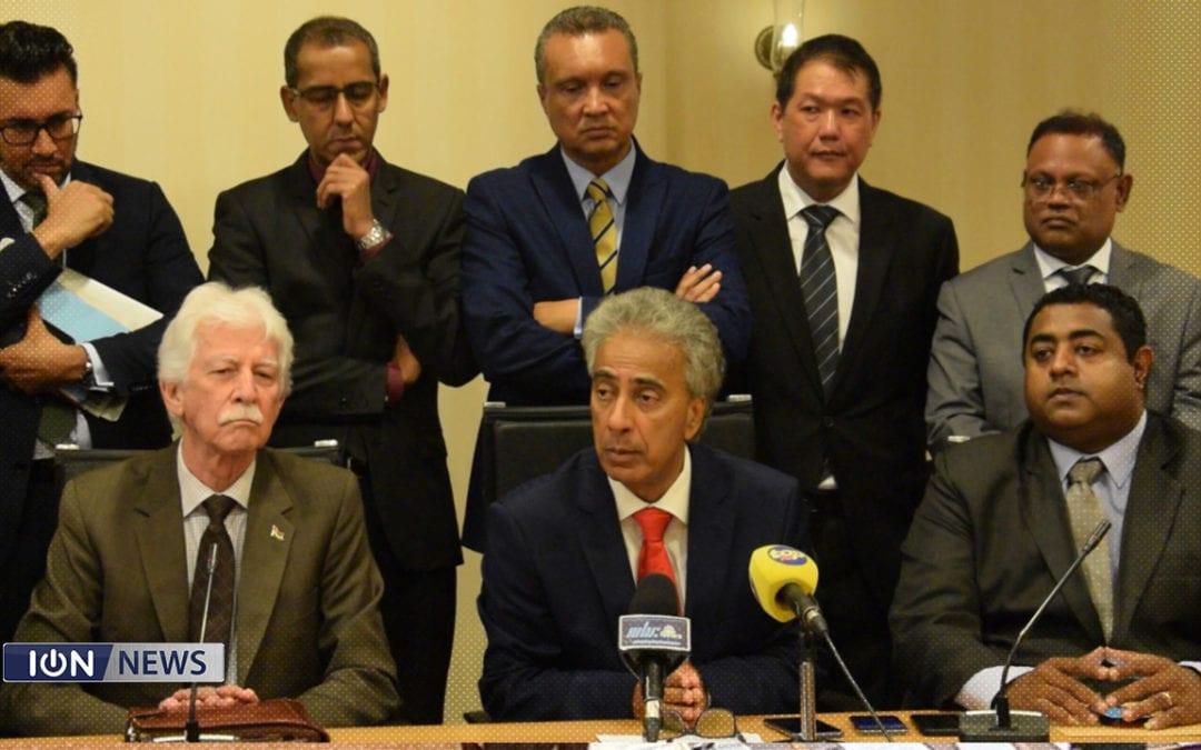 [Vidéo] L'ensemble de l'opposition dénonce la partialité du Speaker