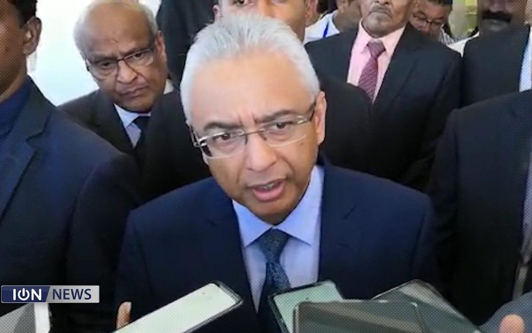 [Vidéo]«Mo pa swete met Parlman kan mo pa la», déclare Pravind Jugnauth