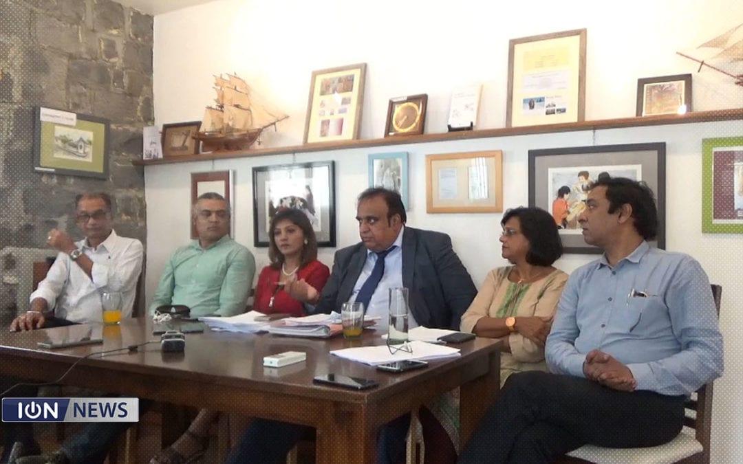 [Vidéo] La plateforme Nou Lavwa, Nou dignité conteste les législatives 2019 en Cour suprême