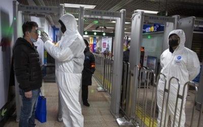 Covid-19 : La Chine placera les voyageurs venant des pays contaminés en quarantaine